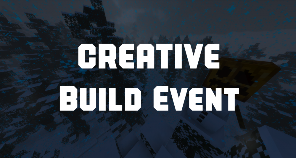 Creative Build Event